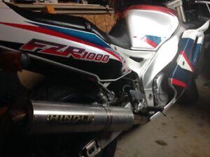 1995 FZR 1000 Yamaha