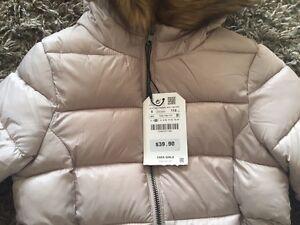 Zara girls size 6 jackets (Winter 2016 collection) Strathcona County Edmonton Area image 2
