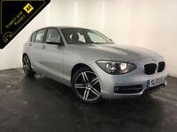 2013 BMW 118D SPORT DIESEL 5 DOOR HATCHBACK 1 OWNER BMW HISTORY FINANCE PX