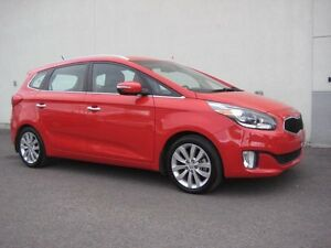 Kia Rondo EX 5 places 2014
