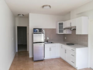 Ground level 1 bedroom suite (1BR / 1BA) with private entry