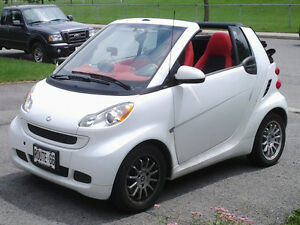 2011 Smart Fortwo Passion Convertible