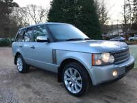 2006 06 LAND ROVER RANGE ROVER VOGUE 3.0 TD6 FACTORY VOGUE LOVELY SPEC CAR 4X4