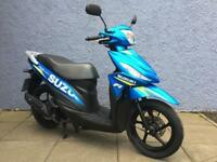 2016 Suzuki UK110N X ADDRESS Moto GP