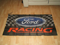 NEW 3X5 Outdoor/indoor Ford - Lincoln - Mustang Flag's / sign