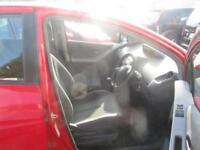 2009 Toyota Yaris Hatch 5Dr 1.33VVTi 101 SS TR 6 Petrol red Manual