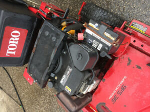 """For Sale! In good condition! Toro 36"""" Commercial lawn mower!"""