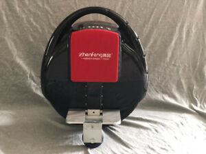 USED - Airwheel/Electric Unicycle + All Accessories (Black)
