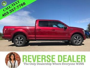 2015 Ford F-150 Lariat  Beautiful Lariat with FX-4 package, Navi