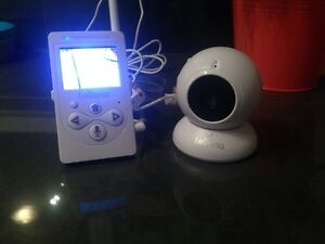 Levana Lila video monitor