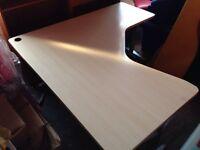 Corner desk 1600mm x 1600mm