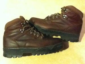 Men's J.B. Goodhue Steel Toe Work Boots Size 8