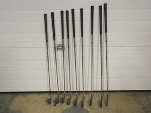 TNT Eagle eye right hand golf clubs Kawartha Lakes Peterborough Area image 1