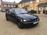 2002 BMW 3 Series 2.2 320i SE Saloon 4dr Petrol Manual (213 g/km, 170 bhp)