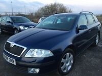 2006 (56) Skoda Octavia 1.9 TDI Elegance PD Estate AVANT 2 KEEPERS