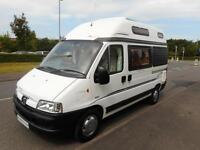 Deposit Taken Autosleeper Pavo 2006 2 Berth End Kitchen Motorhome