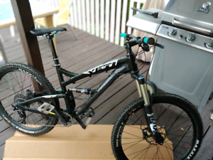 Yeti SB75 UPGRADED 11-SPEED