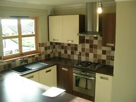 2 bed luxury flat for rent Forres