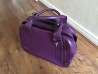 Purple business case from Marks and Spencer
