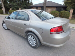 WANT A LIKE NEW VEHICLE - 04 SEBRING - NO ACCIDENTS - 84800 KLMS
