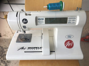 Baby Lock Embroidery Sewing Machine