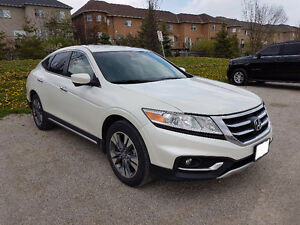 2013 Honda Crosstour EX-L - FULL WARRANTY till 2020 July or 200K