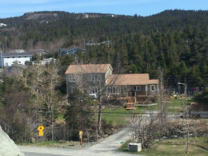 Large Private Lot w/ In-Law Suite (Portugal Cove)