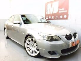 "2006 BMW 535d M SPORT AUTO ** 19"" SPIDERS **"