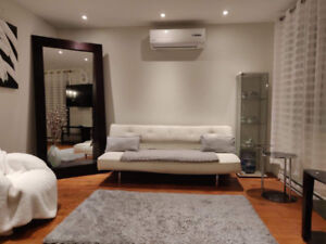 5 1/2  -Fully furnished | All Included | 5m to Metro [RENOVATED]