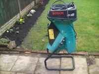 Bosch Shredder 16-30 AXT