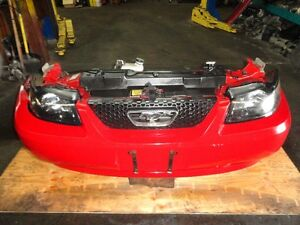 MASTUNG FRONT END OR NOSE CUT, HOOD, FENDERS