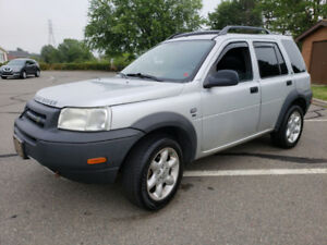 2003 Land Rover Freelander Licensed and Inspected