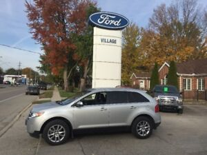 2011 Ford Edge Limited  suv v-6 auto nice clean unit 129111 kms