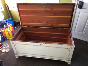 FS: Vintage Cedar Chest - Hand Made in Canada - Heirloom Chest