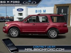 2016 Ford Expedition Limited  - Heated Seats -  Leather Seats -