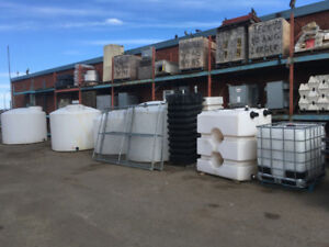 NEW Storage Tanks