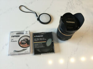 Tamron 18-270mm F/3.5-6.3 Di II VC PZD Lens for Canon
