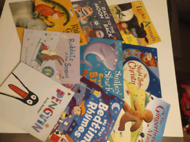 Various of 18 books for kids