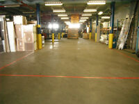 Warehouse Space for Lease in Edmonton!