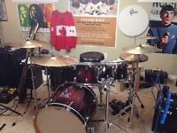 Drummer in high school looking for a band