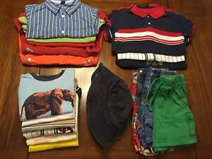 Lot of 24m/2T boy summer clothes  London Ontario image 1