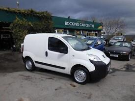Peugeot Bipper 1.4HDi 8v 70 S Class II DIESEL SIDE LOADING 2011 NO VAT