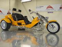 Rewaco RF1 - ST3 Sports Tourer 3 Seater Trike 2012