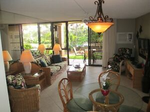 Kamaole Sands Condo Kihei Maui Ground Floor Bldg III
