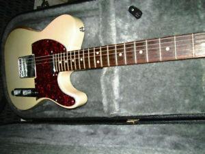 Fender Telecaster Electric Guitar - A 2002 Highway 1 Telecaster