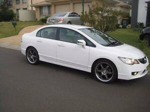 2008 Honda Civic Hybrid Sedan Very Cheap on Fuel Kellyville Ridge Blacktown Area Preview