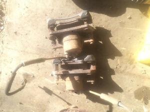 Jeep Liberty Calipers - 2004