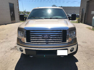 2011 Ford F-150 XLT - Supercrew - Gold - 188KM - Need To Sell!