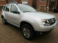 2017 Dacia Duster 1.2 TCe LAUREATE 125 BHP 4X4 5 DR PETROL 6 SPEED LEFT HAND