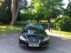 2008 Jaguar XF 2.7 TD V6 Auto Premium Luxury 4 Door Saloon (FINANCE AVAILABLE)